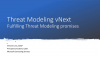 Optimising Threat Modeling to Meet Your Business Needs