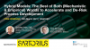 Hybrid Models: The Best of Both (Mechanistic & Empirical) Worlds to Accelerate..