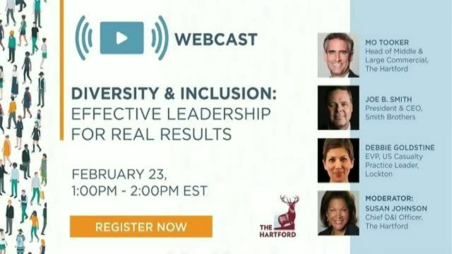 Diversity & Inclusion: Effective Leadership for Real Results