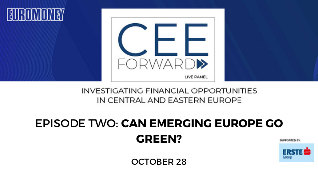 CEE Forward: Can Emerging Europe go Green?
