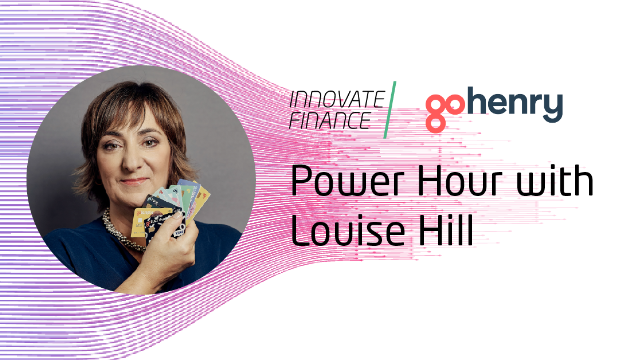 Power Hour with Louise Hill, COO of gohenry