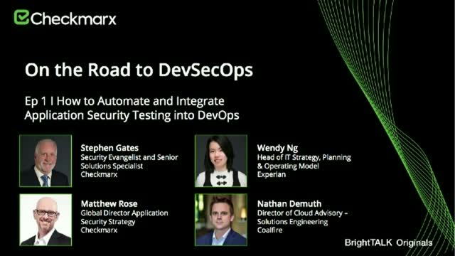 How to Automate and Integrate Application Security Testing into DevOps