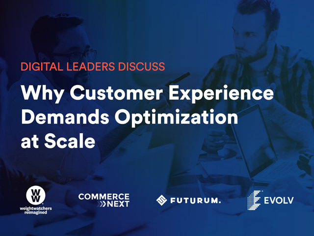 Why Customer Experience Demand Optimization at Scale