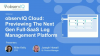 Previewing The Next Gen Full-SaaS Log Management Platform – observIQ Cloud