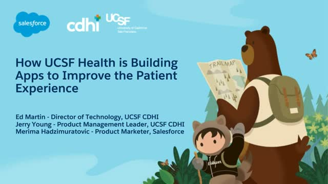 How UCSF Health is Building Apps to Improve the Patient Experience