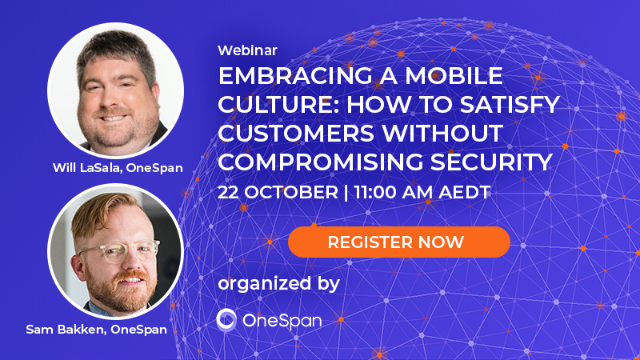 Mobile Culture: How to Satisfy Customers without Compromising Security