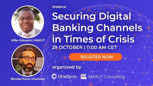 Securing Digital Banking Channels in Times of Crisis
