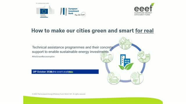 How to make our cities green and smart for real