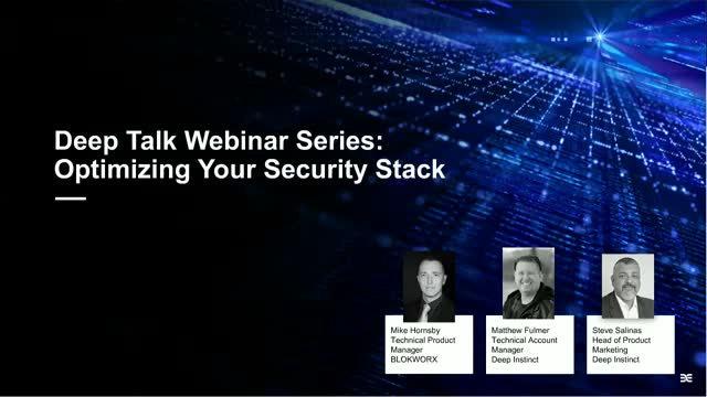 How to Optimize Your Cybersecurity Stack
