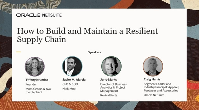 How to Build and Maintain a Resilient Supply Chain