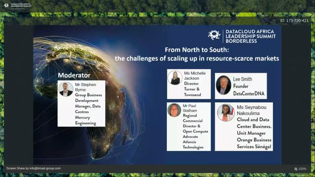 From North to South: the challenges of scaling up in resource-scarce markets