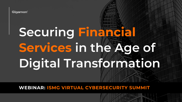 Securing Financial Services in the Age of Digital Transformation