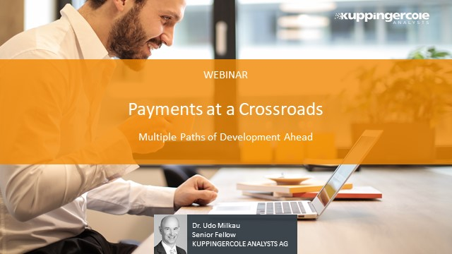 Payment at a Crossroads - Multiple Paths of Development Ahead