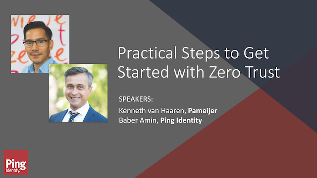 Practical Steps To Get Started With Zero Trust