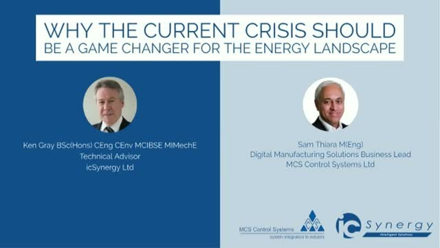 Why the current crisis should be a game changer for the energy landscape