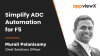 Simplify ADC Automation for F5