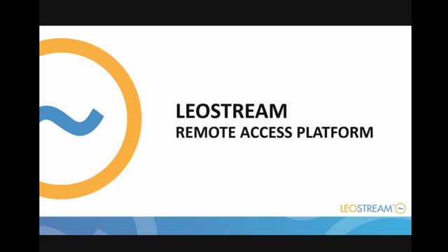 Leostream supports NoMachine and NICE DCV for remote access