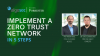 Implement a Zero-Trust Network - in 5 steps