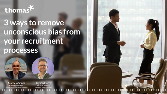 3 ways to remove unconscious bias from your recruitment processes