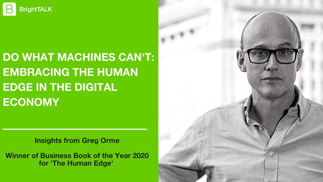 Do What Machines Can't: Embracing the Human Edge in The Digital Economy