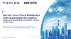 Secure Your Cloud Databases with Searchable Encryption