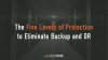 Learn The Five Levels of Protection Required to Eliminate Backup and DR