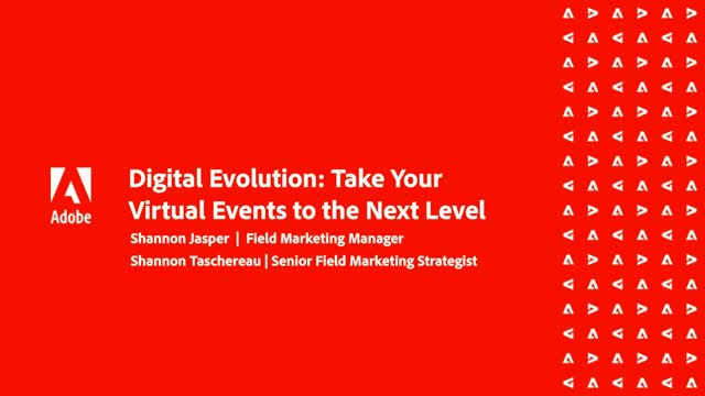 Digital Evolution: Take Your Virtual Events to the Next Level