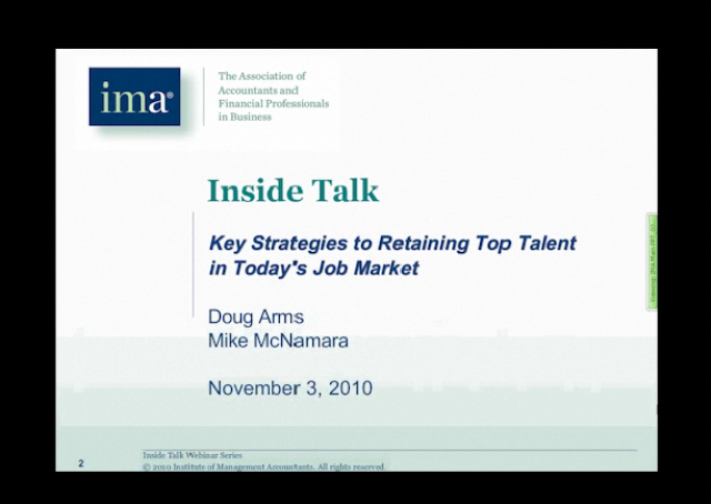 Key Strategies to Retaining Top Talent in Today's Job Market