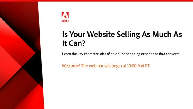 Is Your Website Selling as Much as it Can?