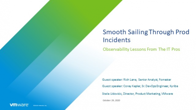 Smooth Sailing through Prod Incidents: Observability Lessons from the IT Pros