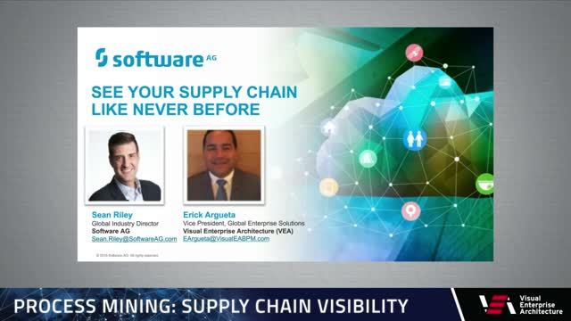 Process Mining:  Supply Chain Visibility like never before!