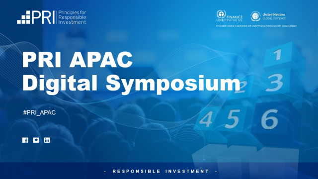 PRI APAC Digital Symposium: Selection, Appointment & Monitoring