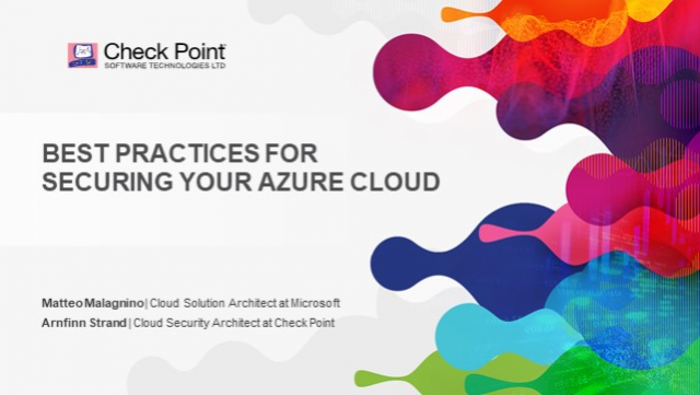 Best Practices for Securing Your Azure Cloud