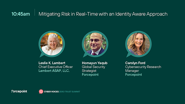 Mitigating Risk in Real-Time with an Identity Aware Approach