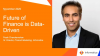 Future of Finance is Data-Driven