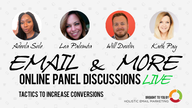 Email & More: Email Tactics to Increase Conversions