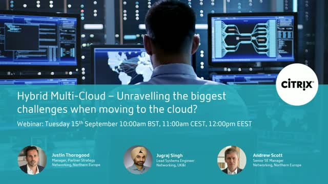 Hybrid MC -unravelling the biggest challenge when moving services to the cloud?