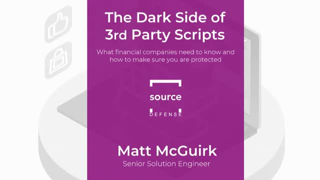 The Dark Side of 3rd Party Scripts