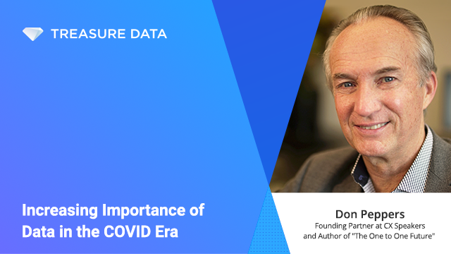 Increasing Importance of Data in the COVID Era