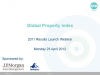 IPD Global Property Index and the Global Cities Report webinar