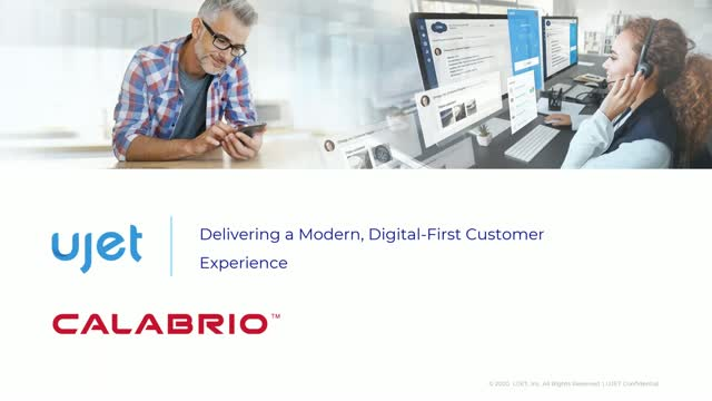 Delivering a Modern Digital-first Customer Experience