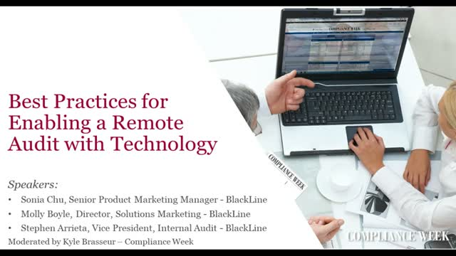 Best Practices for Enabling a Remote Audit with Technology