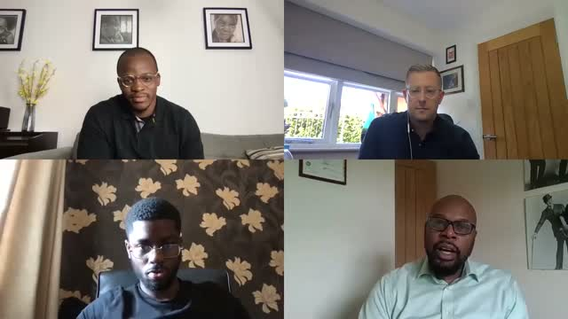 Black History Month Interview With Mike Omoniyi