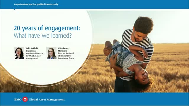 20 years of engagement: What we've learnt and what we are doing for the future