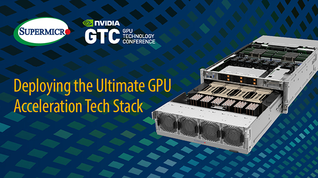 Deploying the Ultimate GPU Acceleration Tech Stack to Scale AI, Sciences & HPC