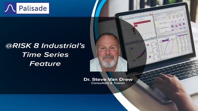 @RISK 8.0 Industrial's Time Series Feature