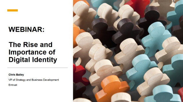 The Rise and Importance of Digital Identity