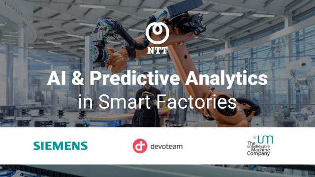 AI and Predictive Analytics in Smart Factories