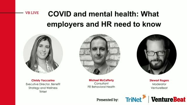 COVID and mental health: What employers and HR need to know
