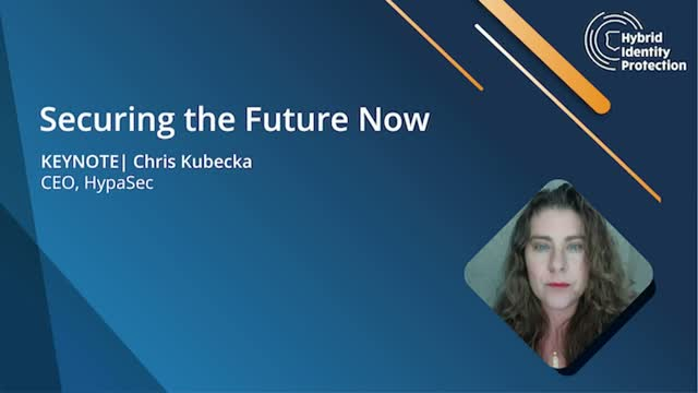 Securing the Future Now